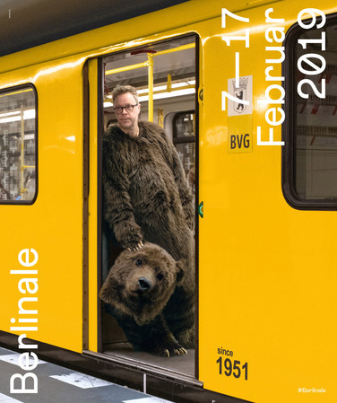 Berlinale 2019 Poster