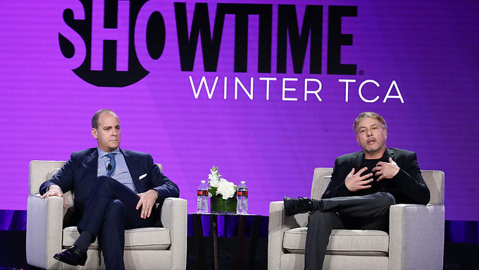 Showtime Chiefs Talk 'Flourishing' TV Biz, Expanding Palette of Programming