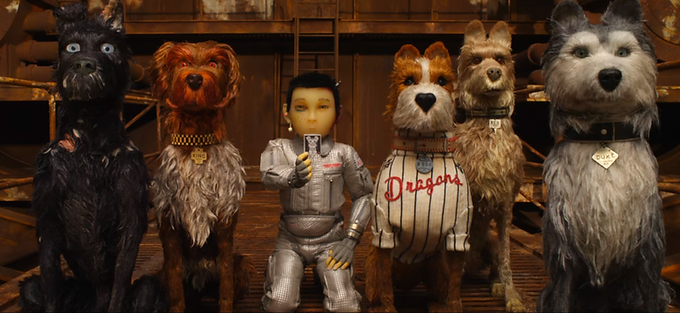 Wes Anderson's 'Isle Of Dogs' to open 68th Berlinale