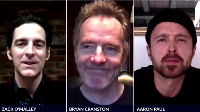 From Meth to Mezcal: What Aaron Paul and Bryan Cranston did next