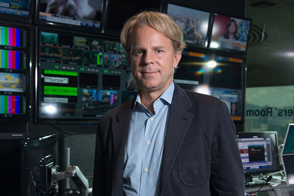 """""""It's the best time to experiment"""" Justin Smith, Bloomberg Media"""