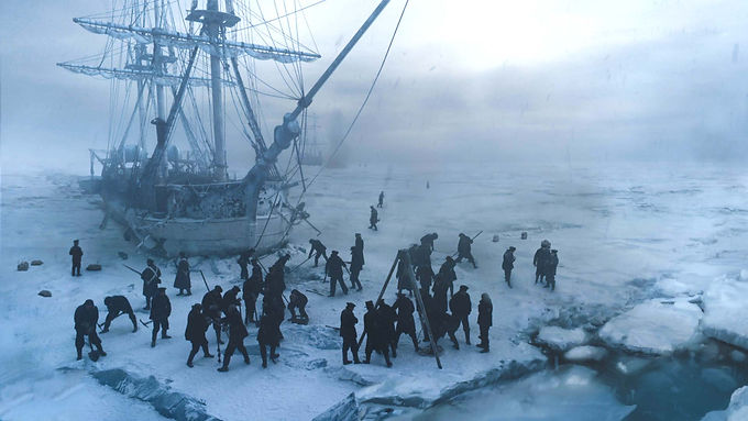 Berlinale Series: Arctic Expedition Drama 'The Terror'