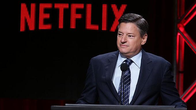 Peak TV Is a 'Backwards Idea' says Sarandos, talks new Letterman show