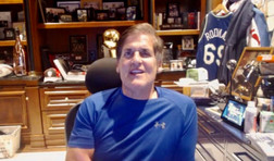 """I have a 'Bad News First' Principle'"" - Mark Cuban on keeping track of all his investments"