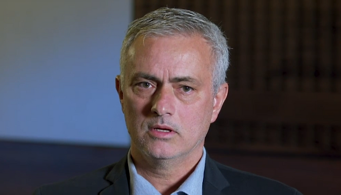 """""""Being a coach is the kind of job where only experience can make you better"""" José Mourinho"""