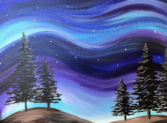 Paint Night Fundraiser!