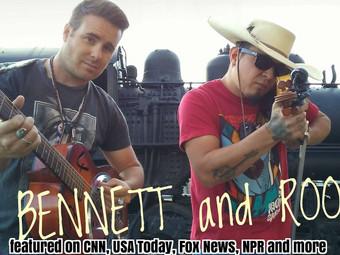 Tom Bennett & Rooster
