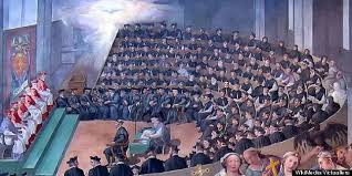 17. The Council of Trent and the Counter Reformation