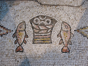 The Fish was an early Christian symbol for Christ