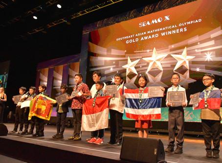 Results of the SEAMO X International round in Australia