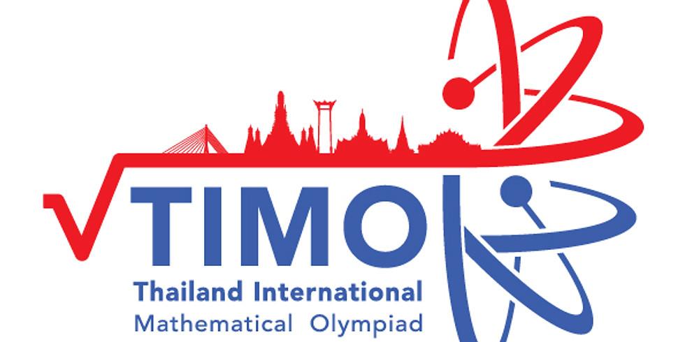 THAILAND International Mathematical Olympiad