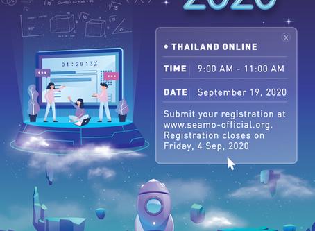 SEAMO 2020 - Thailand