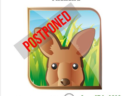 POSTPONEMENT NOTICE Kangaroo Math Thailand (KMT) 2020 because of the coronavirus