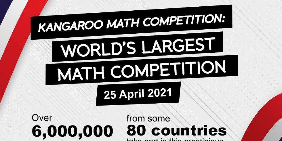 Kangaroo Maths Thaialand 2021