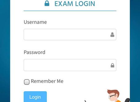 KMT2020 Exam Portal Login Details