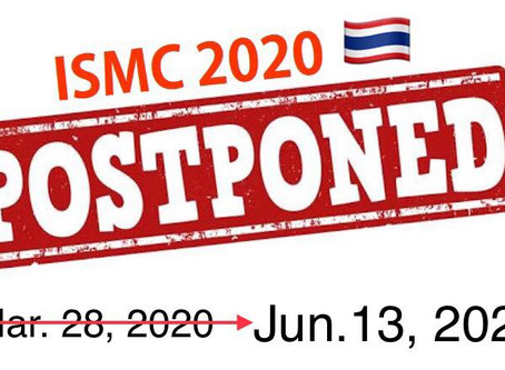 POSTPONEMENT NOTICE International Singapore Maths Competition (ISMC) 2020