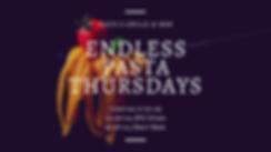 Endless Pasta Thursdays