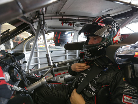Spencer Boyd No. 76 Grunt Style Chevrolet Camaro Race Preview