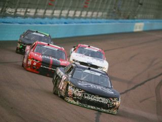 Boyd Battles Through Adverse Conditions in Phoenix