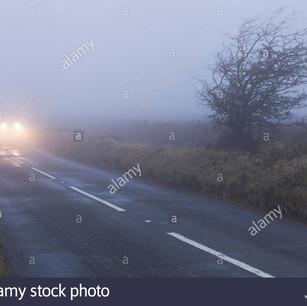 Driving in Dense Fog