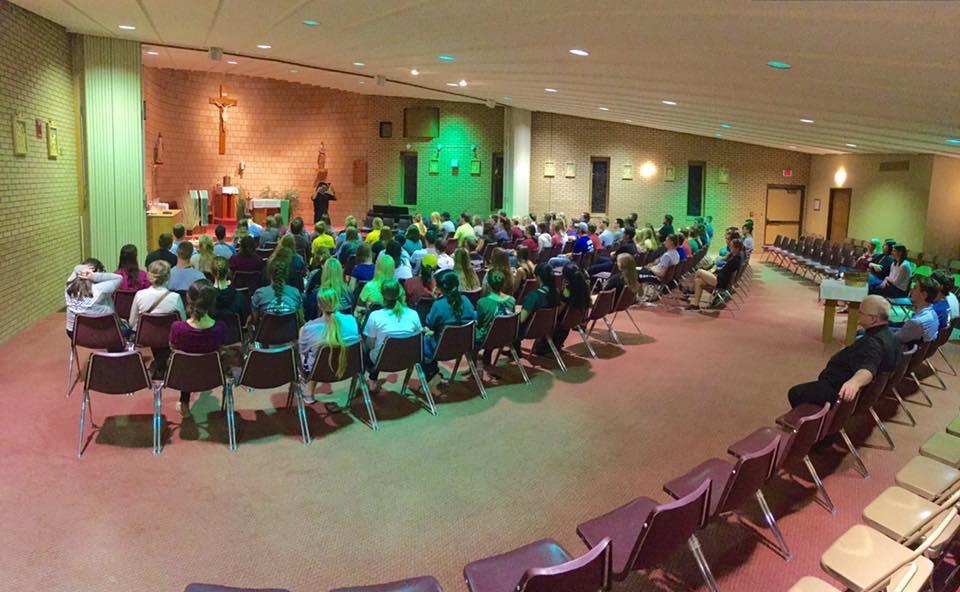 Catholic Disciples meeting