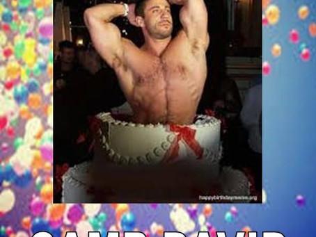 Camp David Nude Bar 18th Birthday