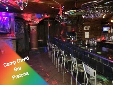 Camp David nude gay bar blog
