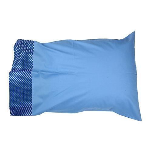 Simplicity Blue - Pillowcase