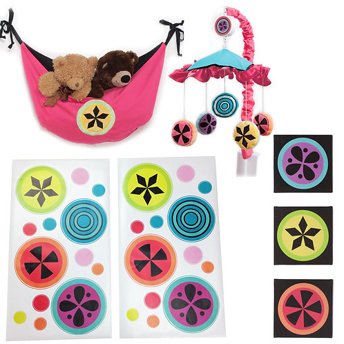 Magical Michayla - Infant Accessory Set (6pc)