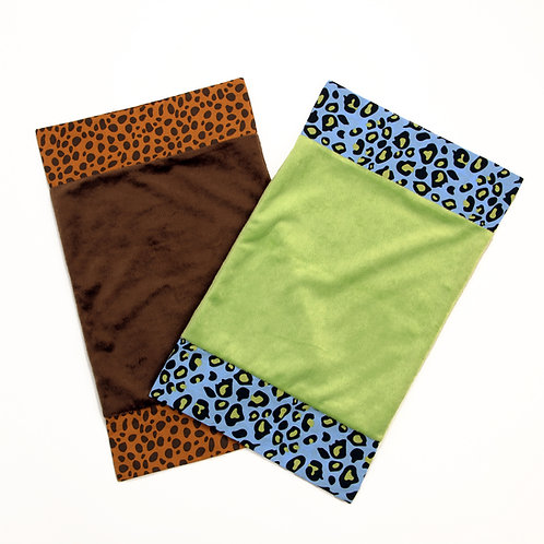 Jazzie Jungle Boy - Burp Cloth