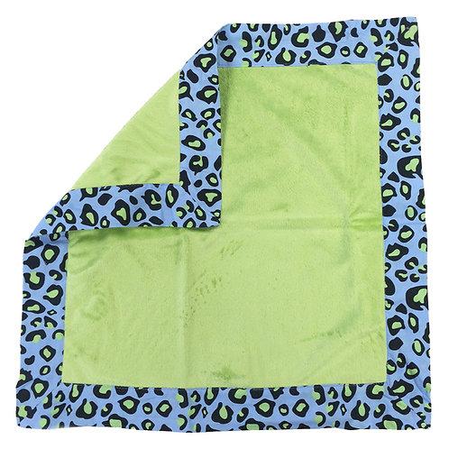 Jazzie Jungle Boy - Binky Blanket