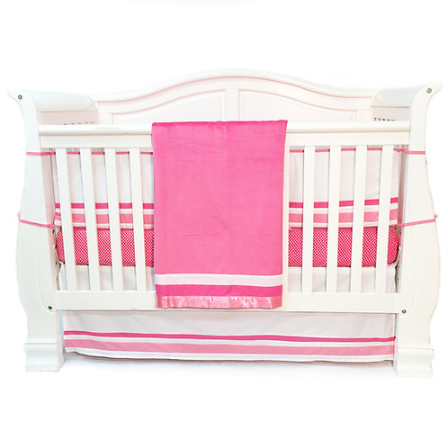 Simplicity Hot Pink - Infant Set (4pc)