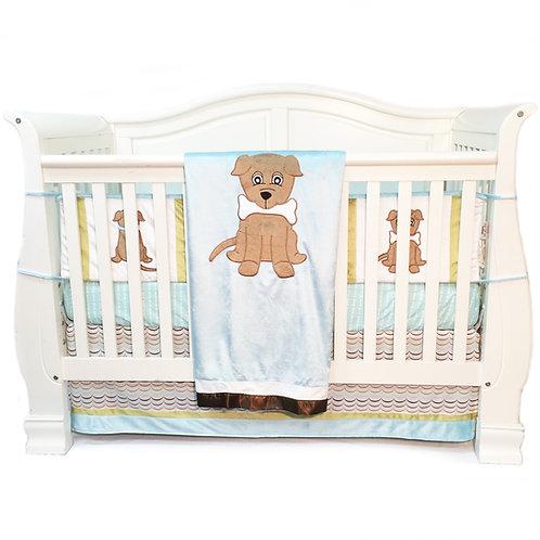 Puppy Pal Boy - Infant Set (4pc)