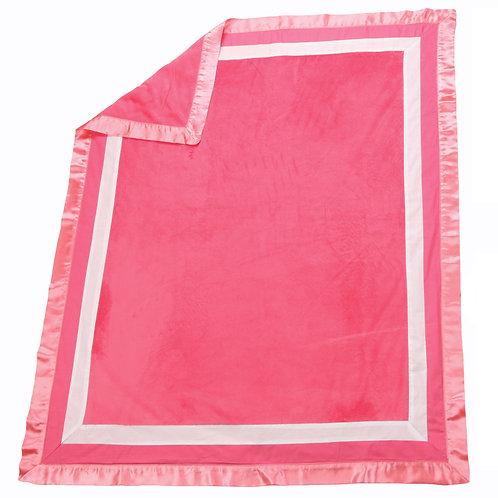 Simplicity Hot Pink - Medium Quilt