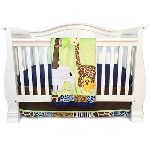 Jazzie Jungle Boy - Infant Set (3pc)