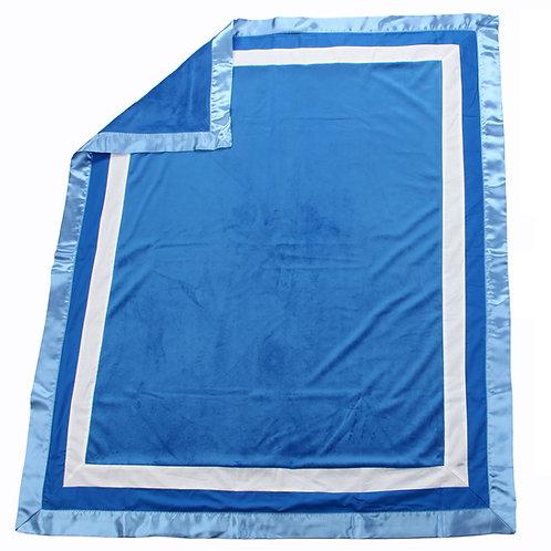 Simplicity Blue - Medium Quilt