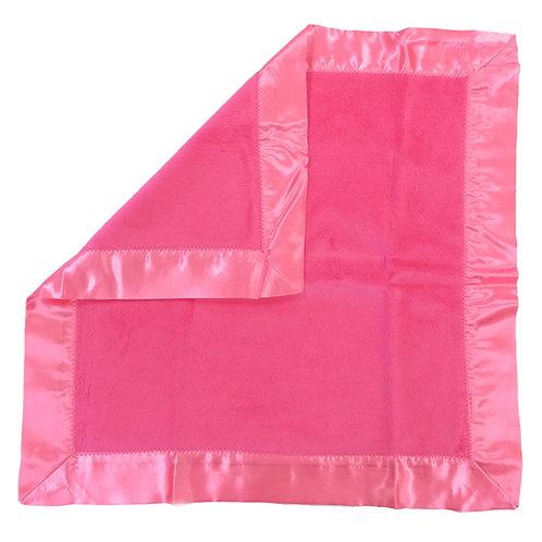 Simplicity Hot Pink - Binky Blanket