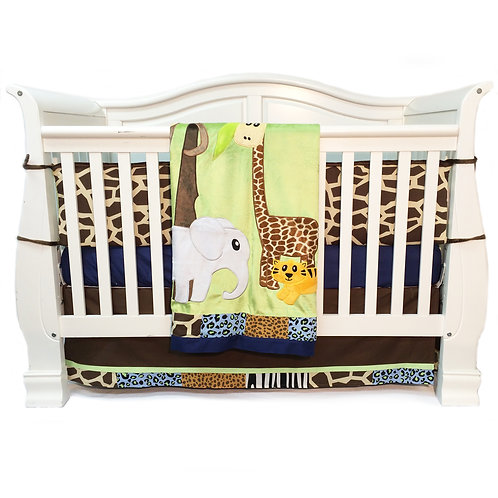 Jazzie Jungle Boy - Infant Set (4pc)