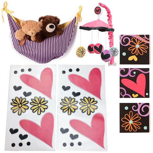 Sassy Shaylee - Infant Accessory Set (6pc)