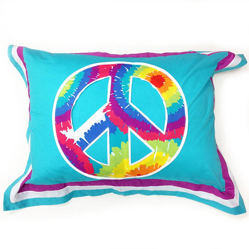 Terrific Tie Dye - Pillow Sham