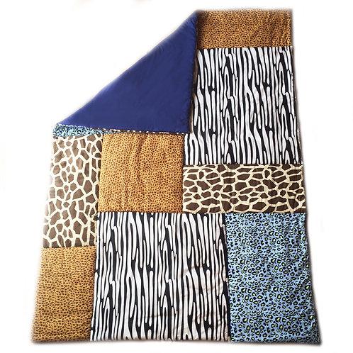 Jazzie Jungle Boy - Twin Comforter
