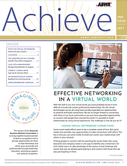 Achieve Newsletter (2 of 6 in 2021)