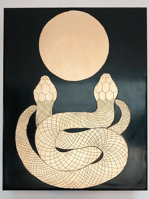 Double Snake Moon