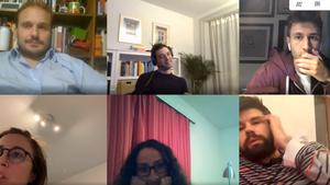 Ottobre 2020 - incontro online
