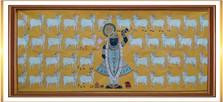 Srinathji with Cows 1