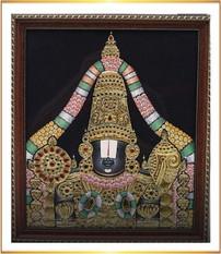 Tirupati Balaji Bust