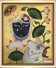 Srinathjj Face with Cows