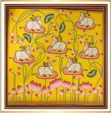 Cows on Lotus 2