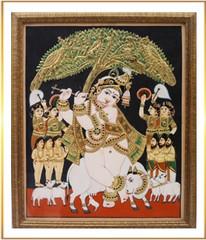 Flute Krishna 4