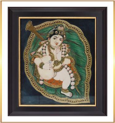 Leaf Krishna